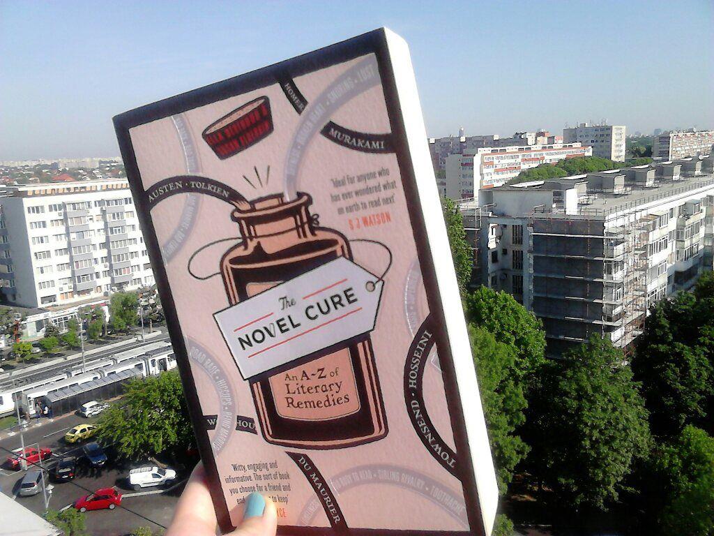 the novel cure