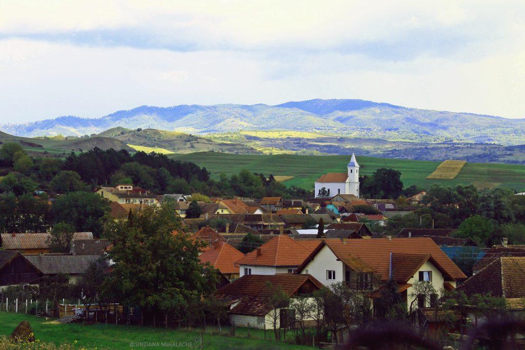 satul sieu bistrita-nasaud