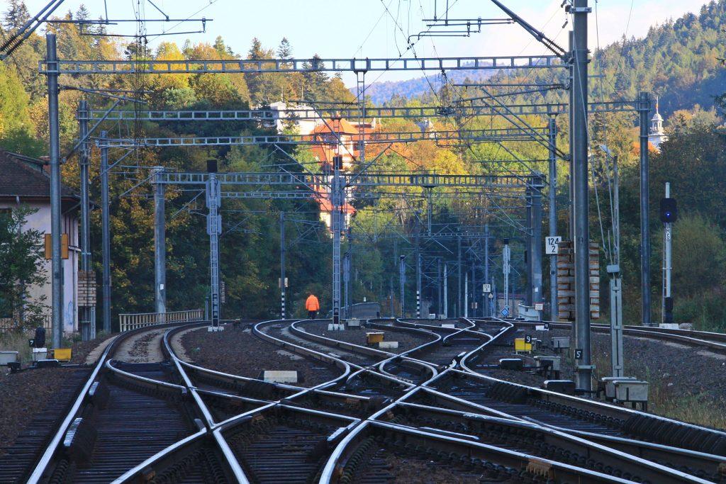 calatorie de trenul romania