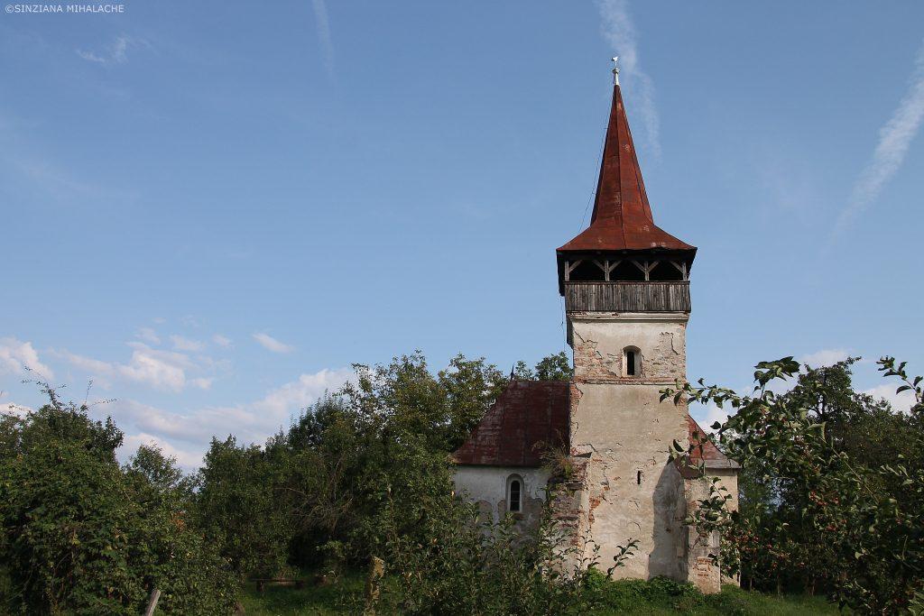 biserica reformata din pesteana
